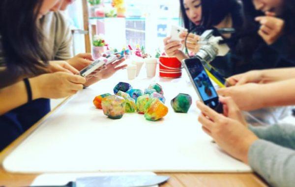 宝石石けん大阪教室